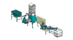 Pelletizing production line
